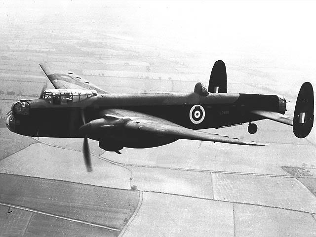 Avro Manchester Mk.I RAF