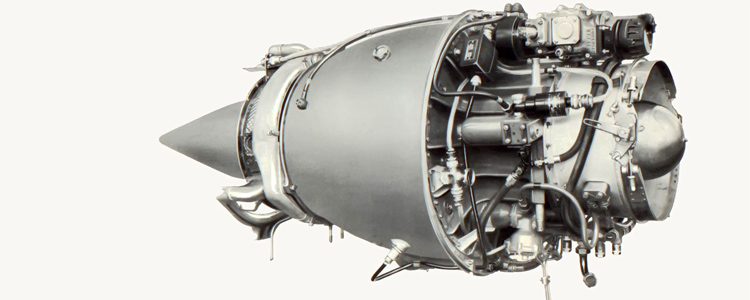 Turbomeca Marboré II (Fuente: www.minijets.org)