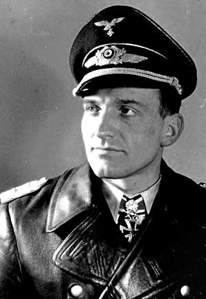 Hans-Ulrich Rudel, el soldado más condecorado de Alemania