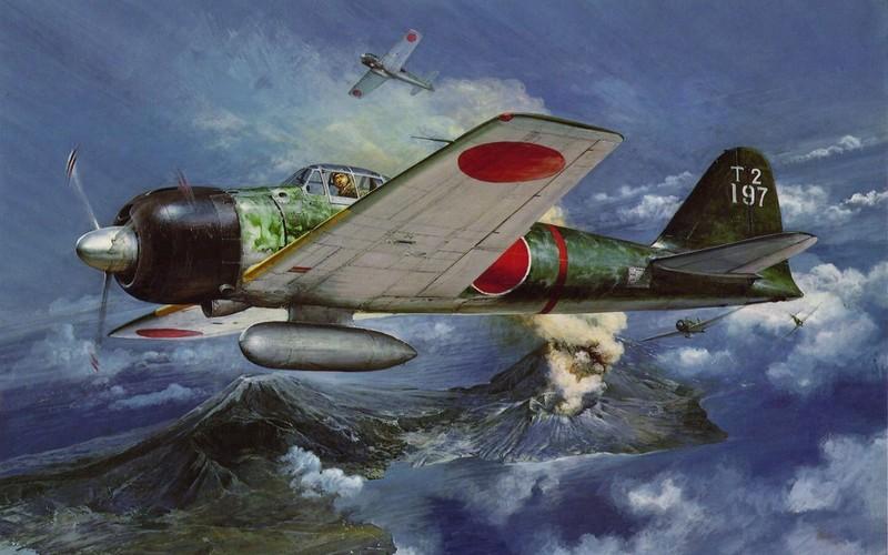 Uno de los mejores aviones de combate de la historia: El Mitsubishi A6M Zero