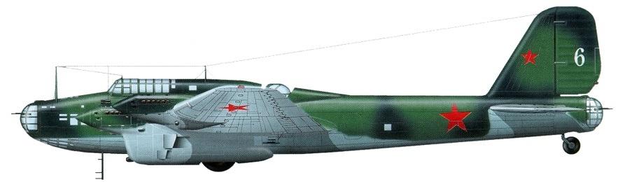 Petlyakov Pe-8 AM-35_1941