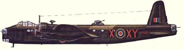 Short S.29 Stirling Mk. I