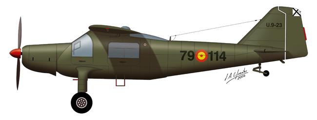 Homenaje al CASA-Dornier C-127 en el primer aniversario de AeroHispanoBlog