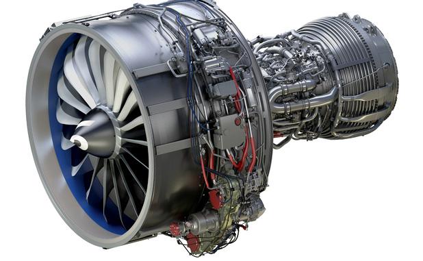 El nuevo motor CFM LEAP-1B (fuente: aviationweek.com)