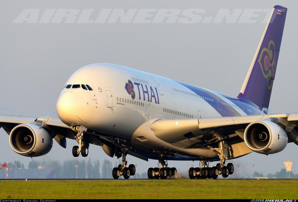 Empresas andaluzas como Alestis Aerospace fabrican como Tier 1 el carenado ventral (o Belly Fairing) del gigantesco Airbus A380 (fuente: Samuel Dupont / Airliners.net)