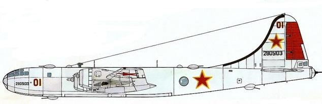 Tupolev Tu-4 001