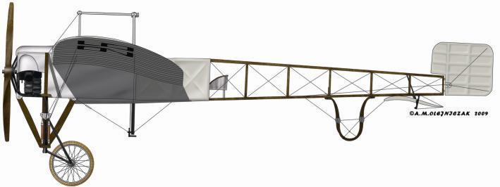 Blériot XI-2 (© Andrzej M.Olejniczak)