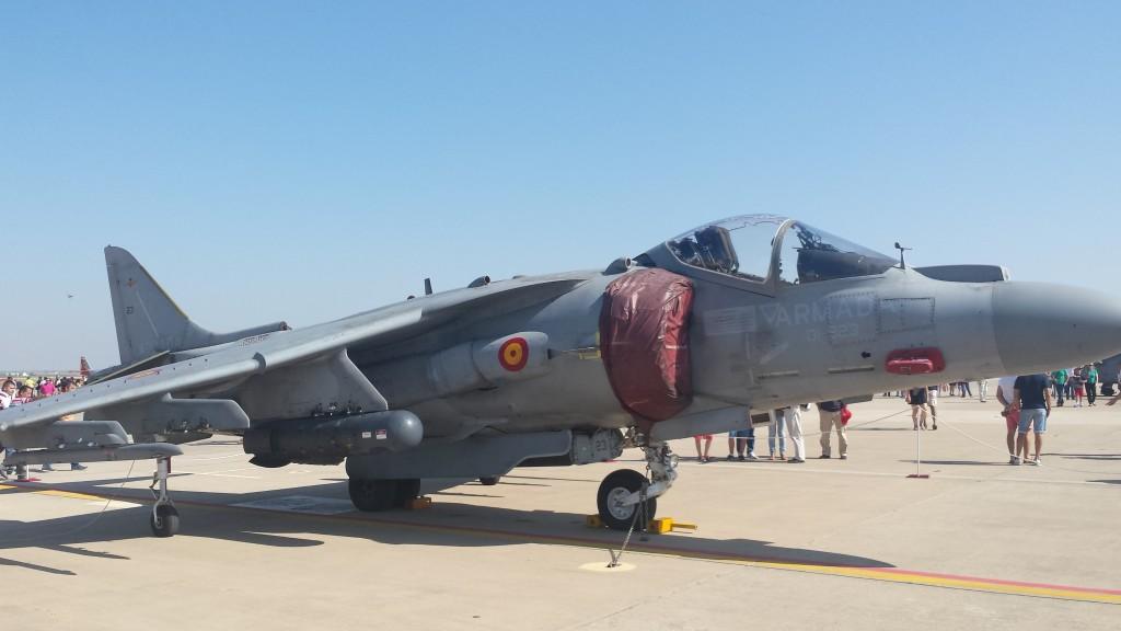 McDonnell Douglas AV-8B Harrier II de la Armada Española