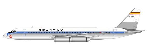 Convair CV-990-30A-5 Coronado (EC-BQA)