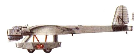 Kalinin K-7. Járkov, 1933