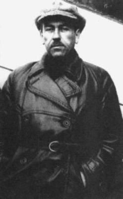 El ingeniero y diseñador aeronáutico Konstantin Alexeyevich Kalinin