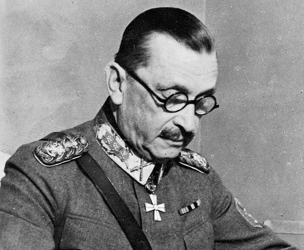 Carl Gustaf Mannerheim, comandante en jefe del ejército finlandés (Agencja FORUM/ http://nowahistoria.interia.pl)