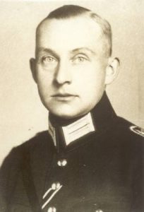 El Mayor Helmuth Reinberger